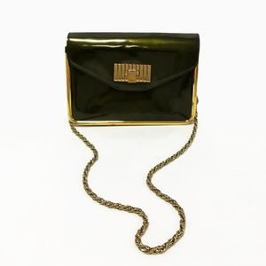 Chloe' Sally Patent Leather Shoulder Bag